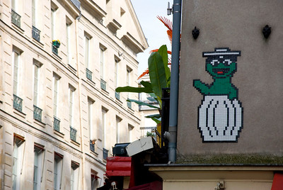 More cool Street art