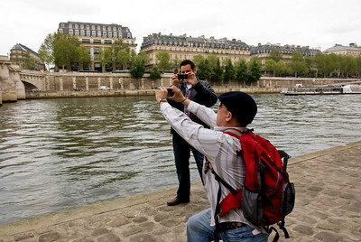 Crazy Tourists!