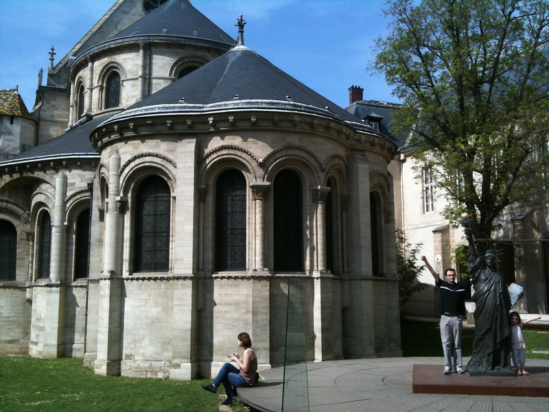 Musee des Arts et Metiers- Science and Technology Museum