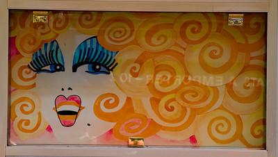More cool art around Montmarte