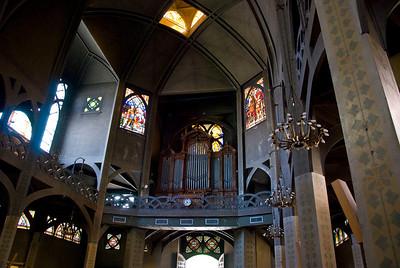Inside Saint Jean de Montamarte