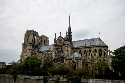 More shots of the Notre-Dame