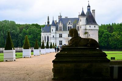 Chateau d'Chenonceau