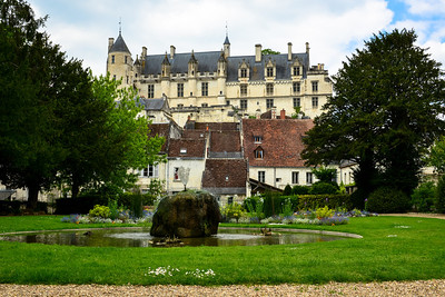 Chateau d'Loches