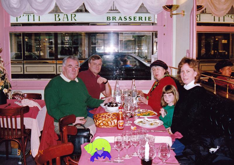 Michele Boyer, John Donaldson, Maryse Boyer, Kiersten Donaldson, Nancy Donaldson
