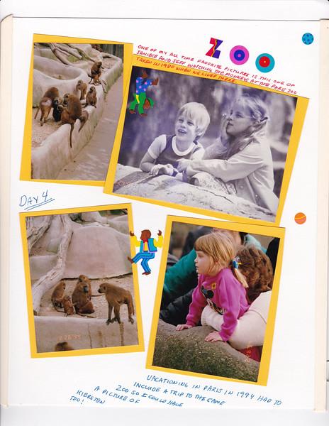 At the Bois de Vincennes zoo.