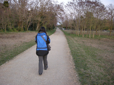 Fine, take your photos, I'm WALKIN'.  :-)