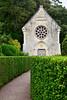 Chapel in the Jardin de Marqueyssac