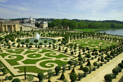 Palace of Versailles or simply called Versailles, is located in Versailles, France.