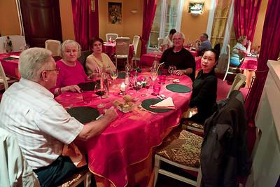 Diner en Famille - September 15th 2010