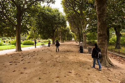 Jardin des Plantes - September 16th 2013