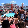 belly flop contest