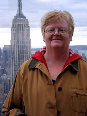 GAYLE IN NEW YORK 2007