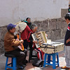 Street musicians - found on many streets.