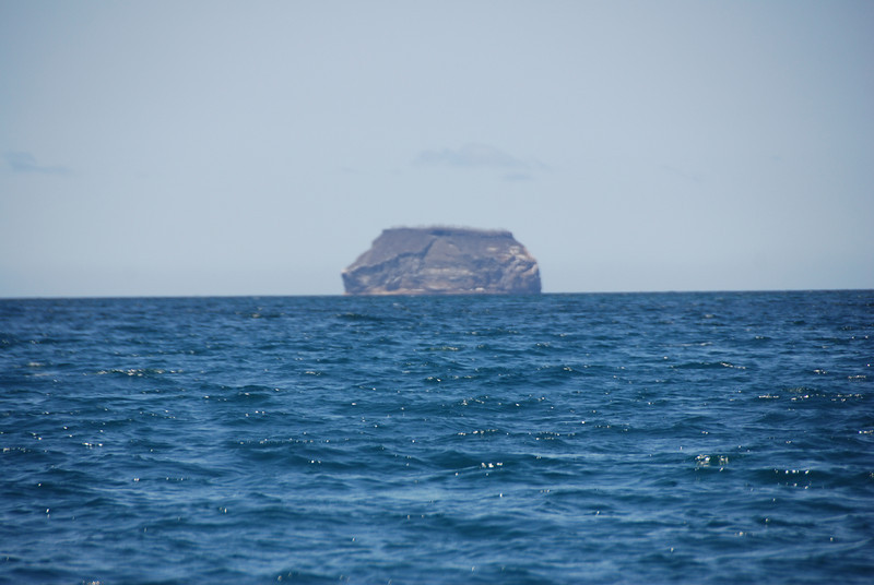One of the uninhabited islands.  Everywhere you look, there's something interesting to see.