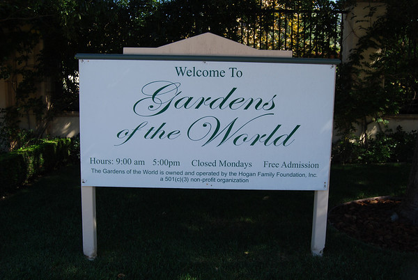 Gardens of the World Community Park