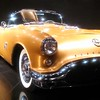 This is an Oldmobile concept sports car which John Hindricks purchased for $1million and got the attention of the car collector world.  It became the center piece of this collection.