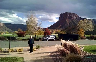 Gateway Canyon Resort  & Car Museum - 2015