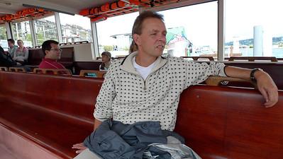 Lex in boot, meer van Geneve