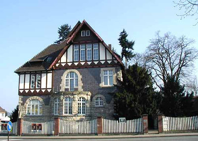 Eschwege Jenny Werner Schule und Internat