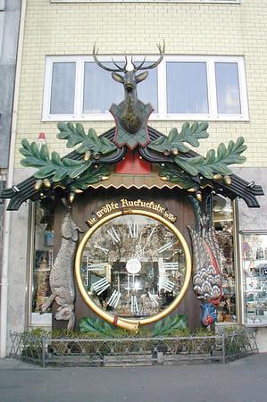 Wiesbaden und Kloster Eberbach