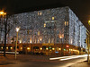 Le Meridien Grand Hotel Nuremberg, Easy to identify at night; quite Convenient.