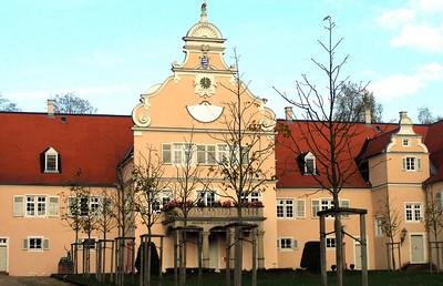 Schloss (Castle) Kranichstein, Darmstadt, Germany 2005