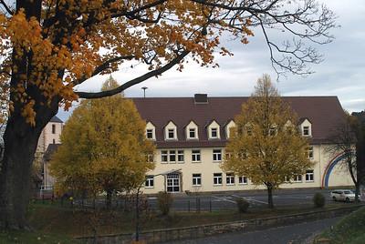 Sontra, Germany 2005, Schule (school)
