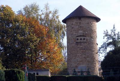 Sontra, Germany 2005, Siedlung 2, Schrebergaerten
