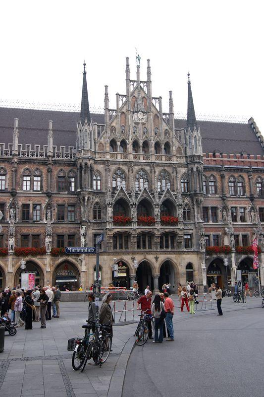 Marienplatz - Munich