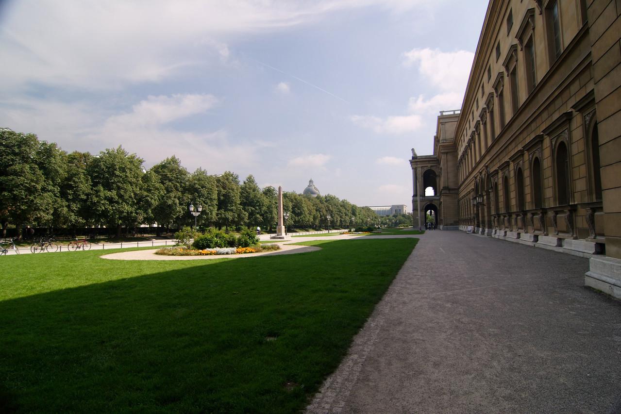 The Royal Residenz - Munich