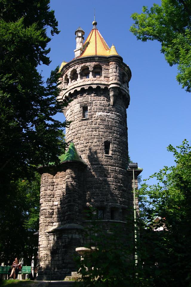 Mutterturm - Landsberg