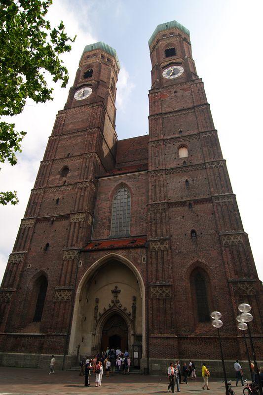Frauenkirche - Munich