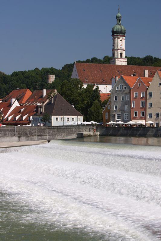 Town of Landsberg am Lech