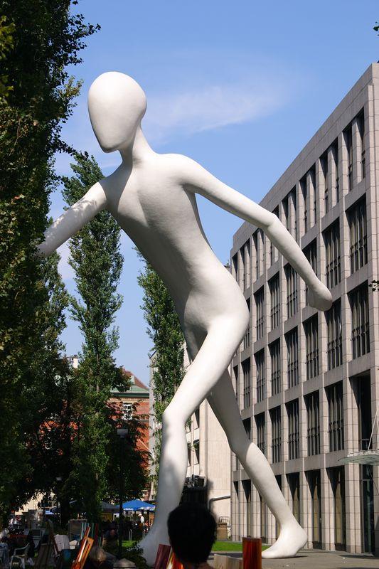 Munich<br /> <br /> That's art...huge art.