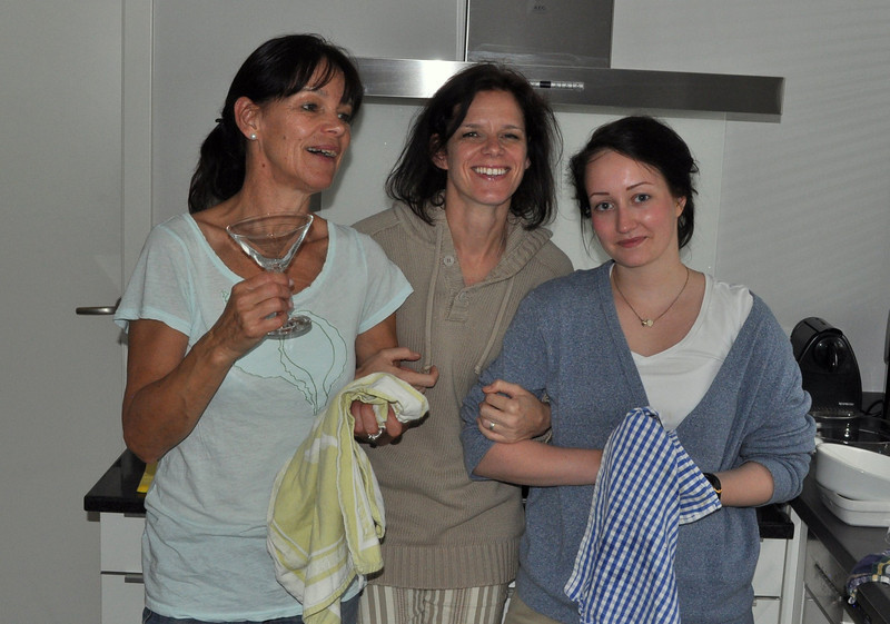 Mama, Lilly und ich
