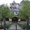 Entrance to Burg Runkel
