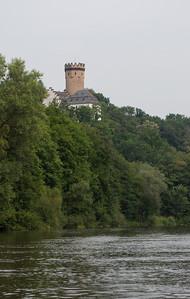 Rudern auf der Lahn Schloss Dehrn