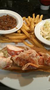 Lobster Roll in Boston