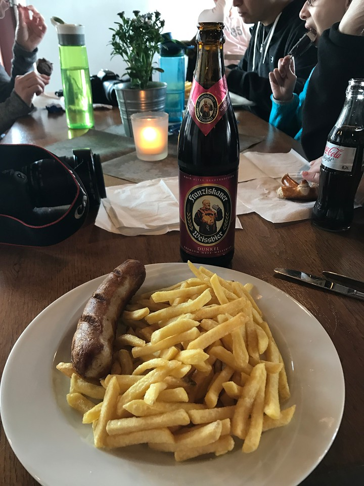 German Lunch!