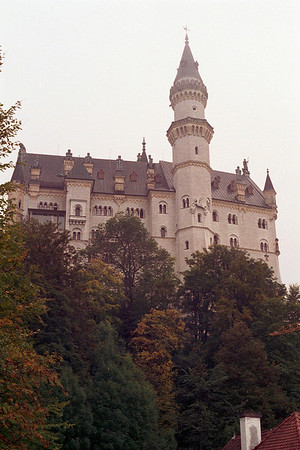 Day 12 - Neuschwanstein