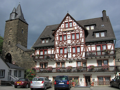 Germany: the Romantic Rhine region and Rothenburg 8 2010