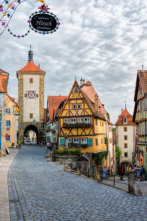 Germany's Romantic Road Villages In Bavaria