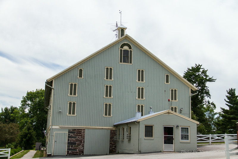 We also took a tour of President Eisenhower home / farm.