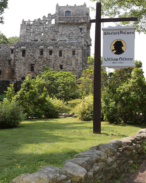 Mini Connecticut Vacation, Gillette Castle & Area, June 29, 2012