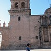 We have until 1 pm to meet at the hotel, so we went exploring. Another church in Cusco.