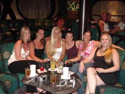 Rece, Emily, Julie, Me, Leslie, & Sarah