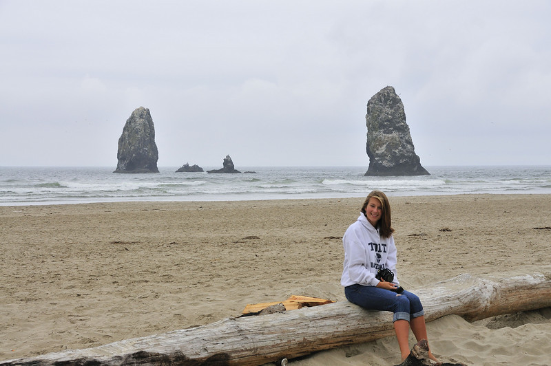 """Jessica and I had a """"girls photography"""" weekend August 7th through the 10th, 2009.  We stayed at the Hallmark Resort in Cannon Beach, OR. GREAT WEEKEND!!!"""