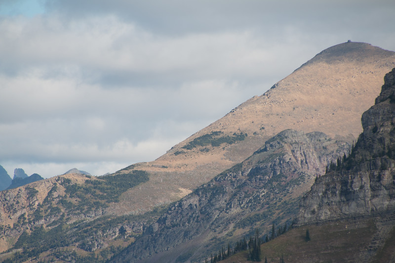 The Swiftcurrent Fire Lookout