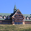 The Prince of Wales Hotel in Waterton